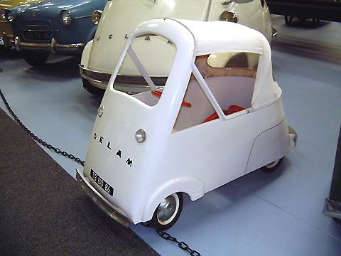 Isetta Pedal Car For Sale