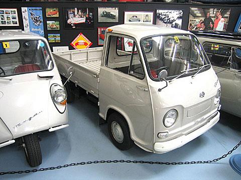 1968 Subaru 360 Sambar